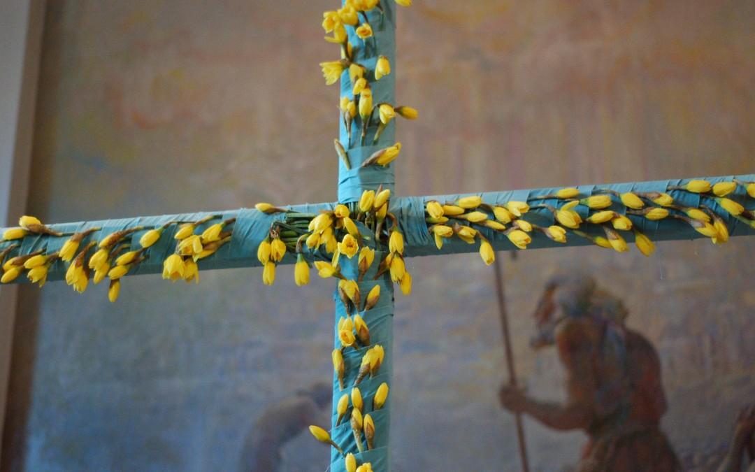 Välkommen att fira Påsken med oss i Slottshagskyrkan
