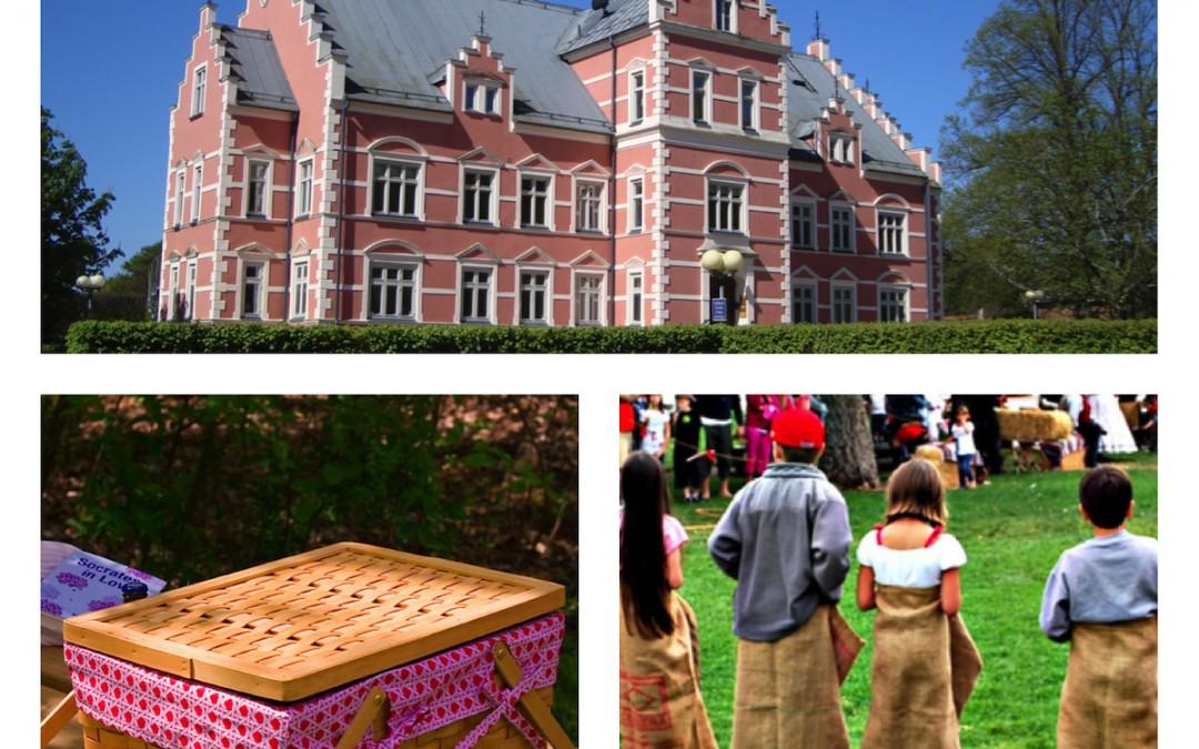 Kom med på barnkyrkans utflykt till Pålsjö slott 8 juni