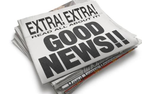 """Veckobrev 151227 – """"Goda nyheter…"""""""