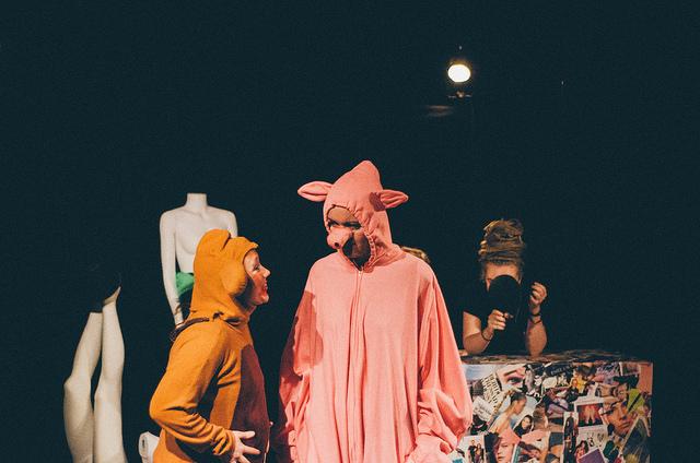 Panicos Amigos! av Teater Arken – Café Kryptan 22/1 kl. 20