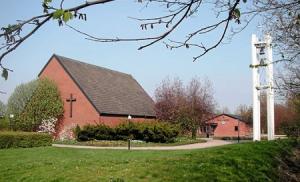 Gudstjänst i Rosengårdskyrkan