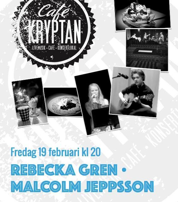 Café Kryptan 19 feb kl 20