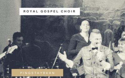 Konsert med Samuel Ljungblahd, Anna Weister Andersson, Royal Gospel Choir, Bodekull Gospel & Jazz Orchestra