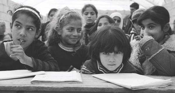 Tänd ett ljus – Syrien