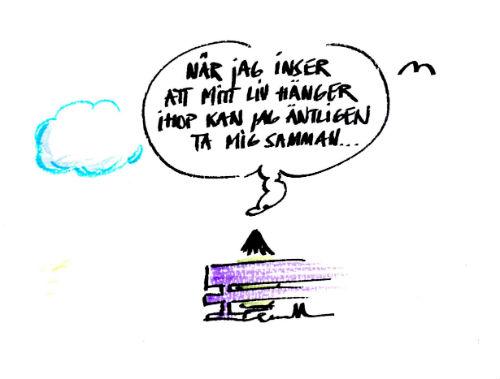 """Veckobrev 170107 – """"Gott Nytt Centrum!"""""""
