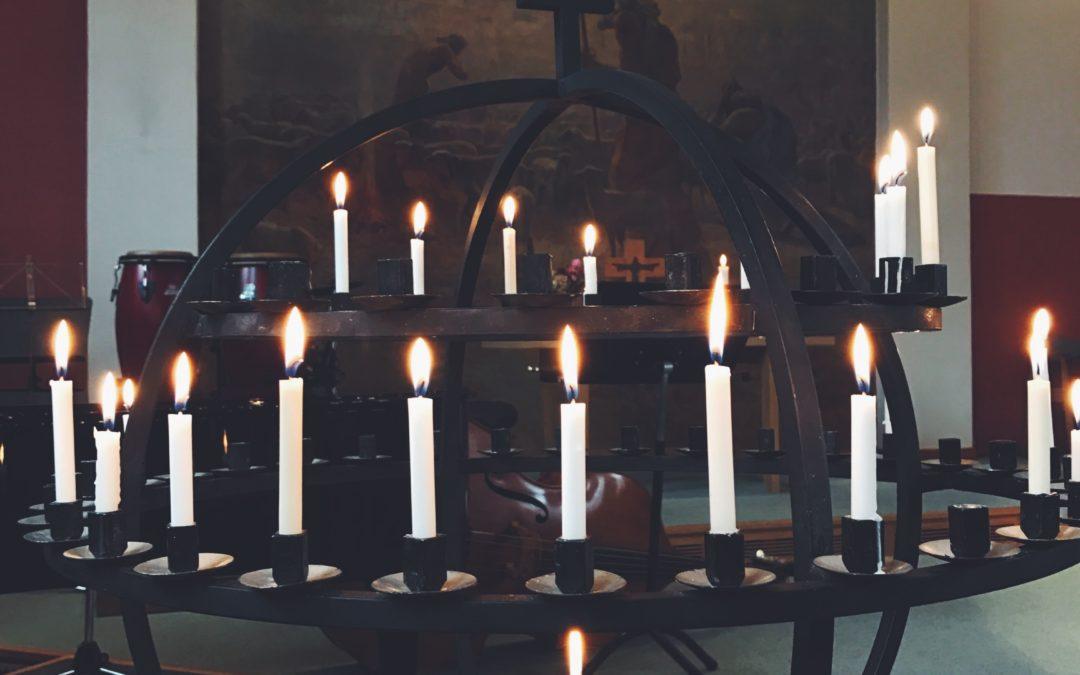 Välkommen att fira gudstjänst 29 januari