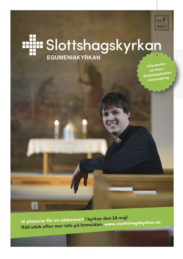 Slottshagskyrkans tidning nr 1 2017