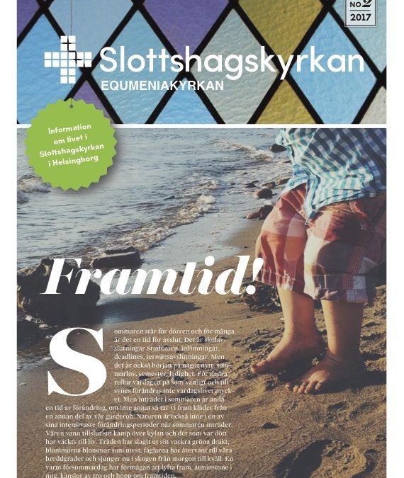 Slottshagskyrkans tidning nr 2 2017