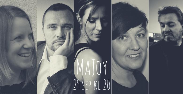 MaJoy fredag 29 september