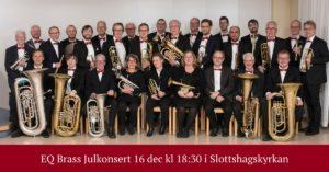 EQ Brass - Julkonsert