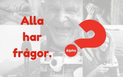 Alphakurs med start 1 februari