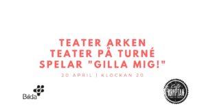 "Kryptan - Teater Arken ""GIlla mig!"""