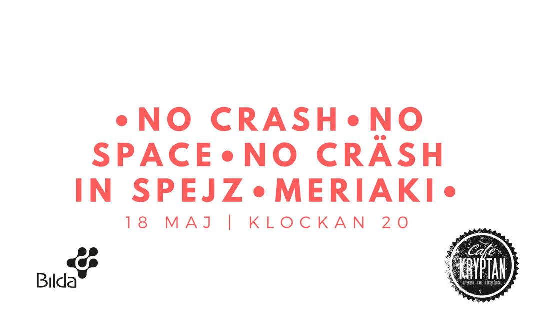 Kryptan 18 maj