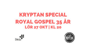 Kryptan - Gospelkören