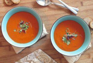 Kyrklunch - soppa