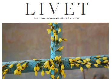 Slottshagskyrkans tidning nr 1 2019