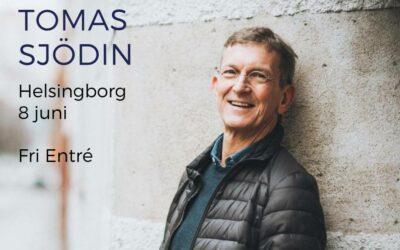 HKR – En förmiddag med Tomas Sjödin 8 juni