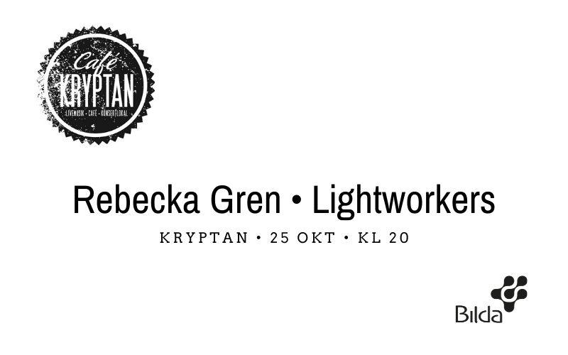 Kryptan – 25 oktober kl 20